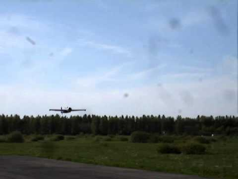 видео: Полёт F4F