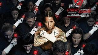 wwe cyber sunday 2008 theme song