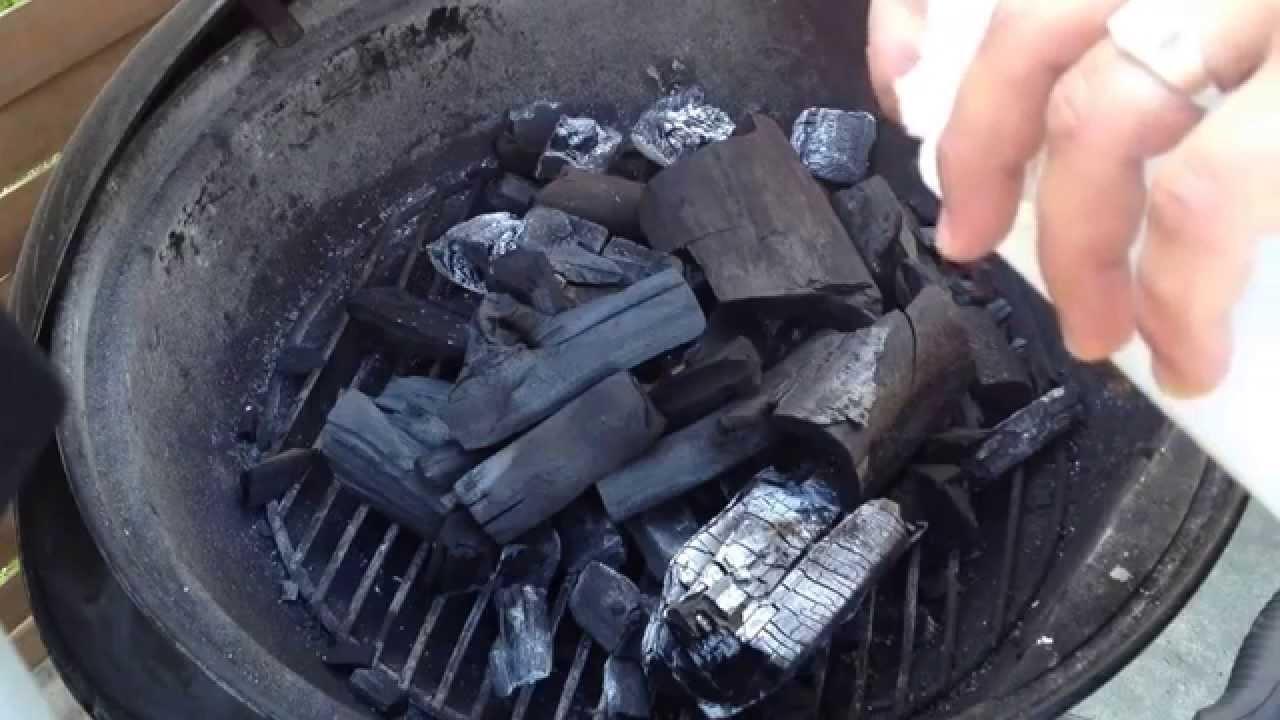 Comment allumer un barbecue tr s simplement le meilleur - Comment allumer un feu insert ...