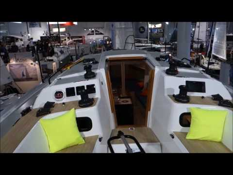 RM 970 European Yacht of the Year 2017 Jacht Roku 2017 w Europie
