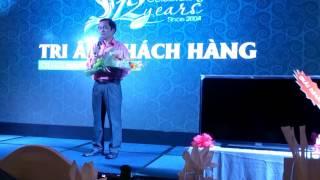 Phát biểu cám ơn của nhà phân phối đèn led Elink tại Nha Trang-Khánh Hòa