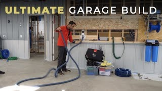 Touring An OG Spec Morton Building - Ultimate Garage Build