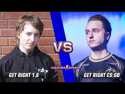 CS:GO GeT_RiGhT vs GeT_RiGhT CS 1.6