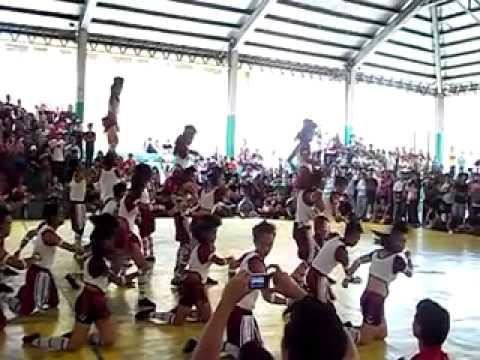 Bonifacio Javier Maroons Pep Squad