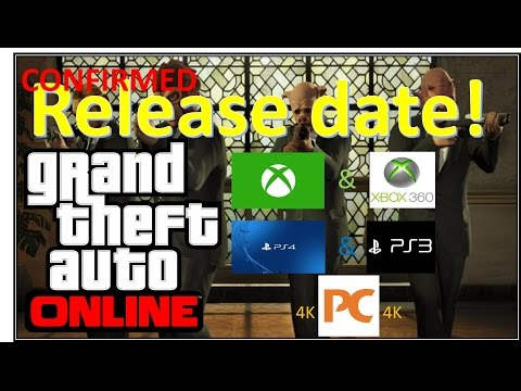 GTA ONLINE HEISTS RELEASE DATE CONFIRMED BY ROCKSTAR!