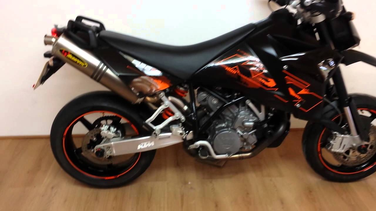 Ktm Exhaust Akrapovic