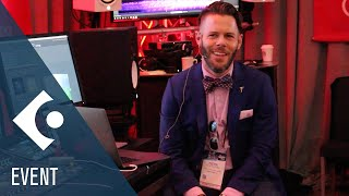 Composing for AAA Video Games in Cubase 10 with Pieter Schlosser | Winter NAMM Show 2019