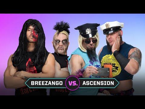 Breezango vs The Ascension: Superstar Impersonation Battle