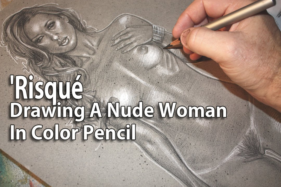naked drawings of women