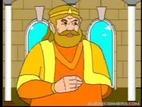 Youtube Poop: King Harkinian uses all his Wit and Cunning to Escape from Ganon