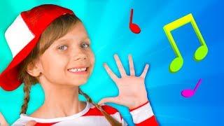 Веселая Детская Песенка про Животных | Песни для детей | Чух Чух ТВ