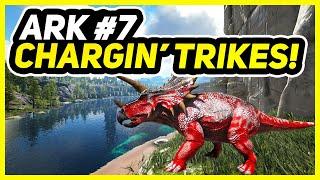 Let's Play ARK Survival Evolved Valguero! Episode 7