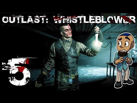 Outlast: Whistleblower | Part 5 | EDDIE GLUSKIN (DLC)