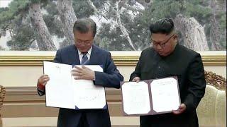 North Korea pledges to close down key missile test site