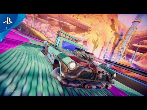 Trailblazers - Announcement Trailer | PS4