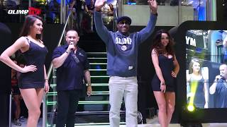 Lennox Lewis - Olimp Special Guest FIBO POWER 2014