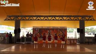 Girls Effect|小學組|Rookie Stars Dance Competition 2015