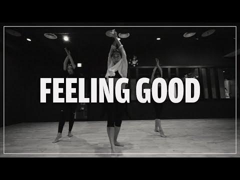 Michael Buble - Feeling Good Sohee Choreography