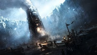 Frostpunk Extreme - Endless Crags 100%  All Laws, All Relics, All Techs