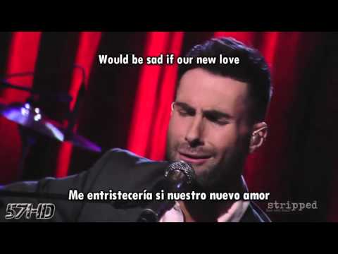 Maroon 5   If I Fell The Beatles HD Video Subtitulado Español English Lyrics HD