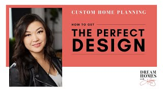 Designing A New House  // Custom Home Building Process