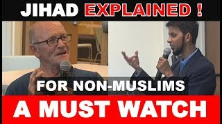 Best way to explain JIHAD for Non-Muslims - *A MUST WATCH*