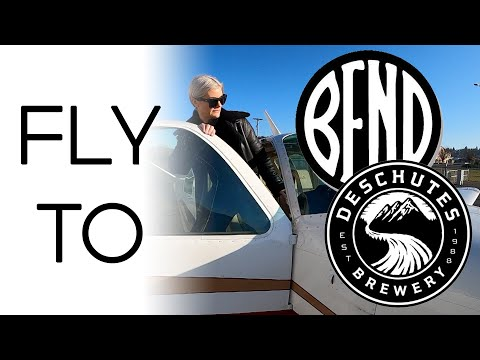 BEND Discovery--Secret Deschutes Brewery Barrel Aging Warehouse!