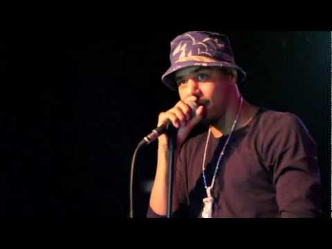 J. Cole New Verse Off Chaining Day at Open Mic