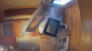 Mikrowelle explodiert! Bauer Jupp kocht!