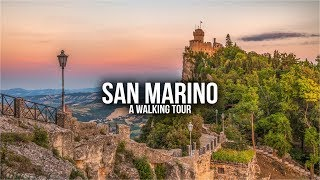 SAN MARINO Travel Tips - Facts And Guide To This Tiny And Amazing Country!