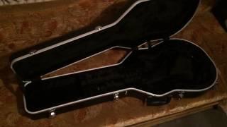 Обзор гитарного кейса Gator GC-LPS для Лес Пола