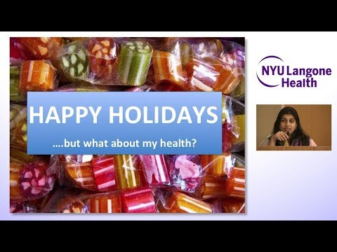 Healthy Eating During the Holidays and Beyond