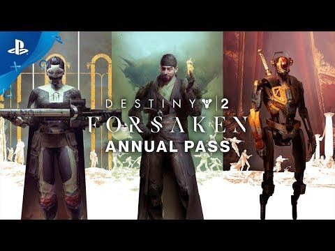 Destiny 2: Forsaken – The Road Ahead ViDoc | PS4 thumbnail