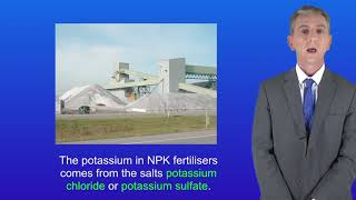GCSE Chemistry (9-1 Triple) NPK Fertilisers