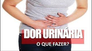 Pernas urinária incontinência dor nas e