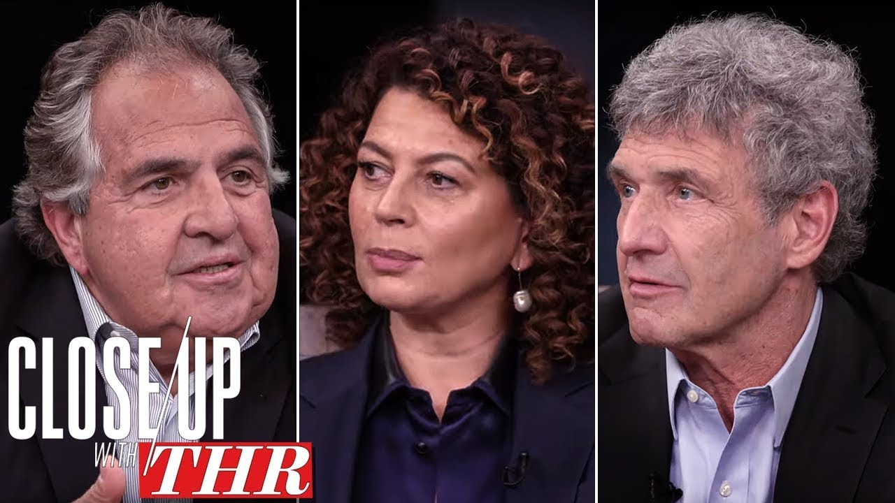 China & Censorship: Hollywood's Top Executives Weigh In | Close Up
