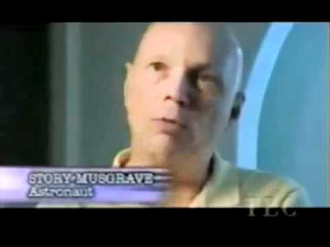 Story Musgrave Caught A Glimpse Of A Space Eel