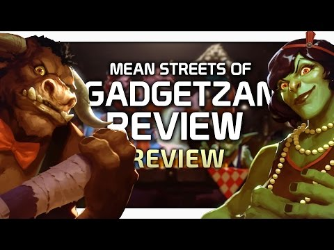 Trump Reviews Trump Reviews: Mean Streets of Gadgetzan