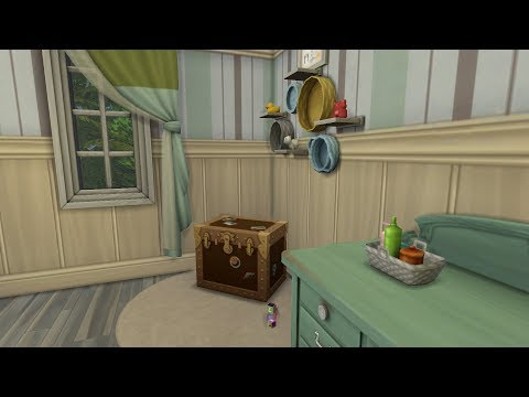 MIA'S NURSERY BUILD AND LAUNDRY ROOM | Cats and Dogs LP