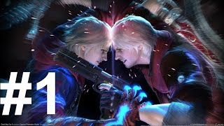 Devil May Cry 4 part 1