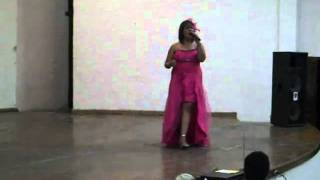 MARCELA AGUILAR- PORQUE NO LE CALAS; EN OCAMPO, COAHUILA 2010