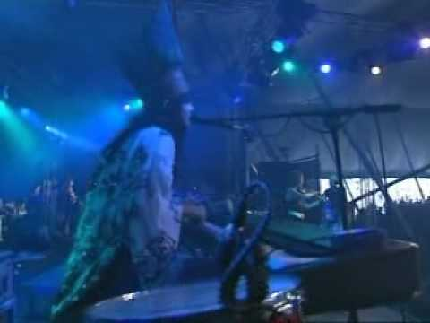 Bat For Lashes - Horse and I - Glastonbury 2007