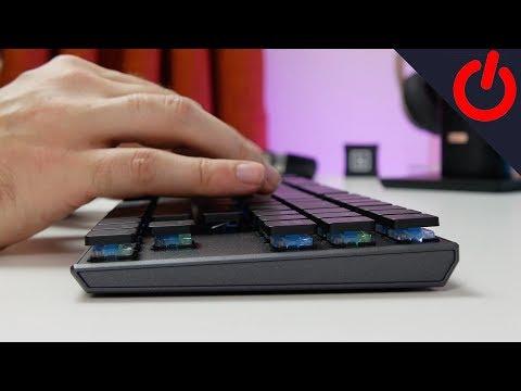 Mechanical Wireless Slim Keyboard For Mac? Meet The Keychron K1