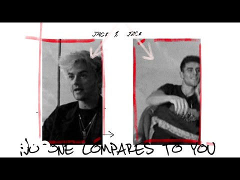 Jack & Jack - No One Compares To You (Lyric Video)