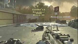 MW2 modded campaign and spec ops