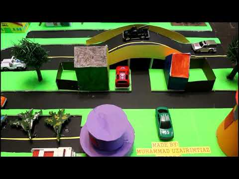 How To Make Urban Community Grade 3 Social Studies Project