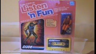 1985 G.I. Joe Listen