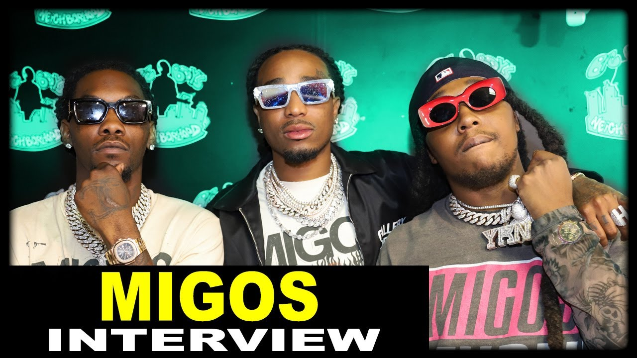 Migos' Talk about 'Culture III' Featuring Drake, Pop Smoke, and More. - BigBoyTV