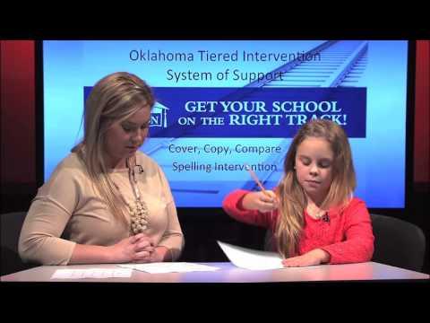 Spelling CCC video