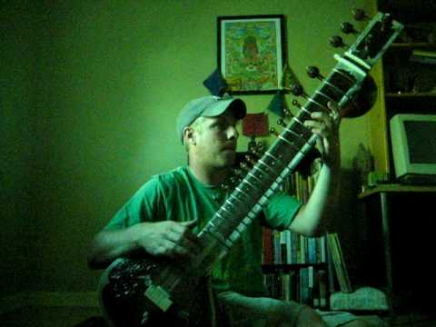 Within you Without you. Sitar cover.